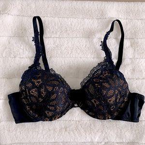 Vera Wang memory foam push up bra